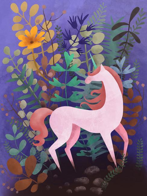 Forest Unicorn