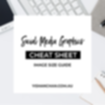 Square Cover - Social Media Graphics Che