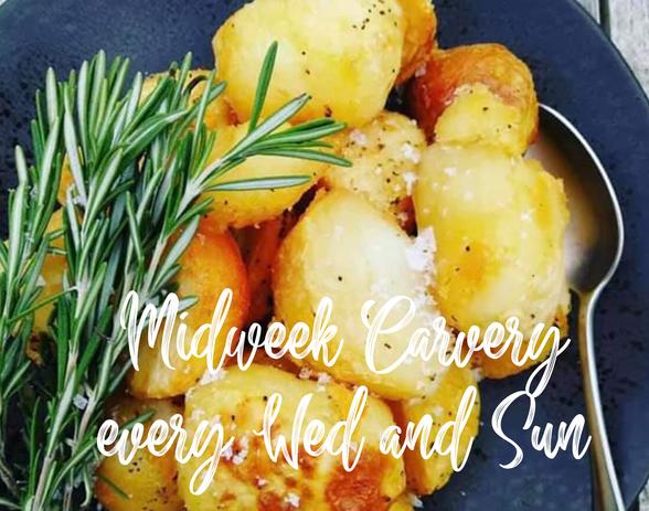 Midweek Carvery