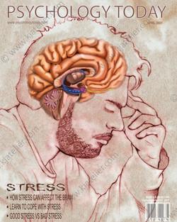 Psychology Today Magazine Cover