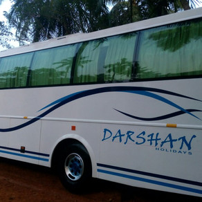 35 Seater Bus Hire Rental in Cochin