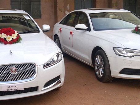 Wedding Cars in Thrissur | Wedding Car Rental Thrissur | Luxury Cars for Rent Thrissur