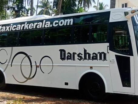 Bus Rental in Cochin