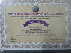 Approved travel agents in cochin