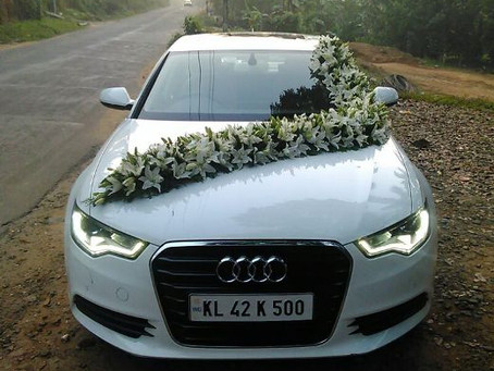Wedding Cars in Muvattupuzha | Wedding Car Rental Muvattupuzha | Luxury Car Rental