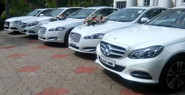 Wedding Cars in Kanjirappally