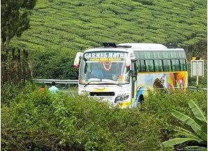 Tourist Bus Rental In Cherthala Minibus Rental Hire In