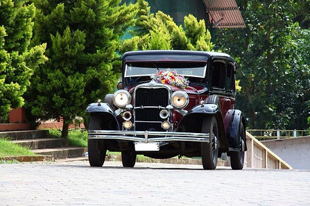 Vintage Car Rental Hire for Wedding in Kerala