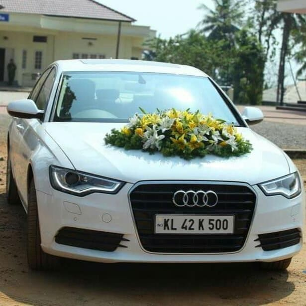 Wedding Car Rental in Kanjirappally