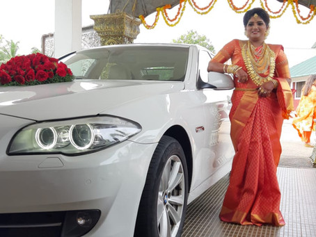 Wedding Cars in Kollam | Wedding Car Rental Kollam | Luxury Cars for Rent in Kollam