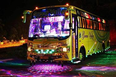 Tourist bus Rental in Munnar, Bus Rental in Munnar, Minibus rental in Munnar, Volvo Scania Bus Rental in Munnar, Velankanni Bus service from Munnar Bus Hire in Munnar