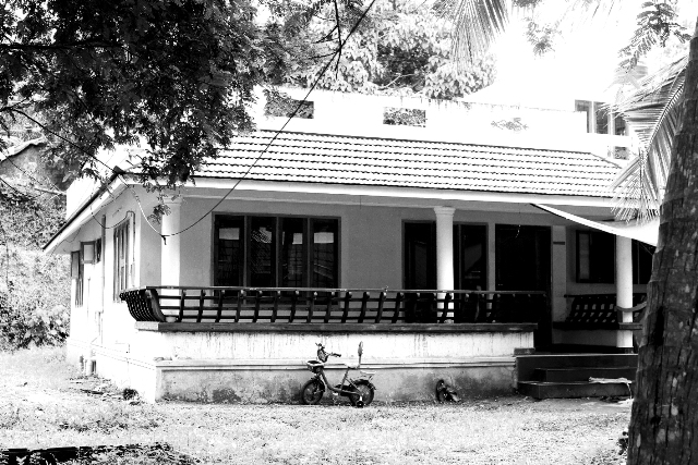 P K Sankaranarayanan Residence