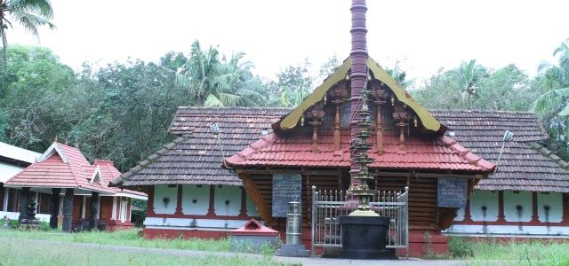 Sakthikavu Temple