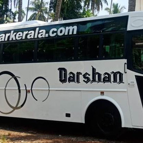 49 Seater Bus Hire Rental in Cochin