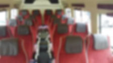 Tempo traveller 26 seater on rent in cochin,Tempo traveller hire in cochin,Tempo traveller rental rates in cochin, Tempo Traveller on Rent in Cochin