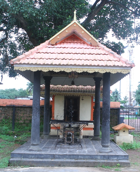 Ayyappa Temple Arayankavu