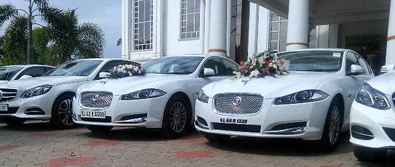 Welcome to Wedding Cars in Thevara, the home of extensive Wedding Car Rental in Thevara. We boast of our fleet of Luxury Wedding Cars on Hire in Thevara
