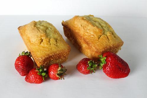 Nana's Five-Flavored Poundcake - Medium (GF, DF*)