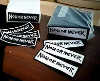 Now or Never Patch