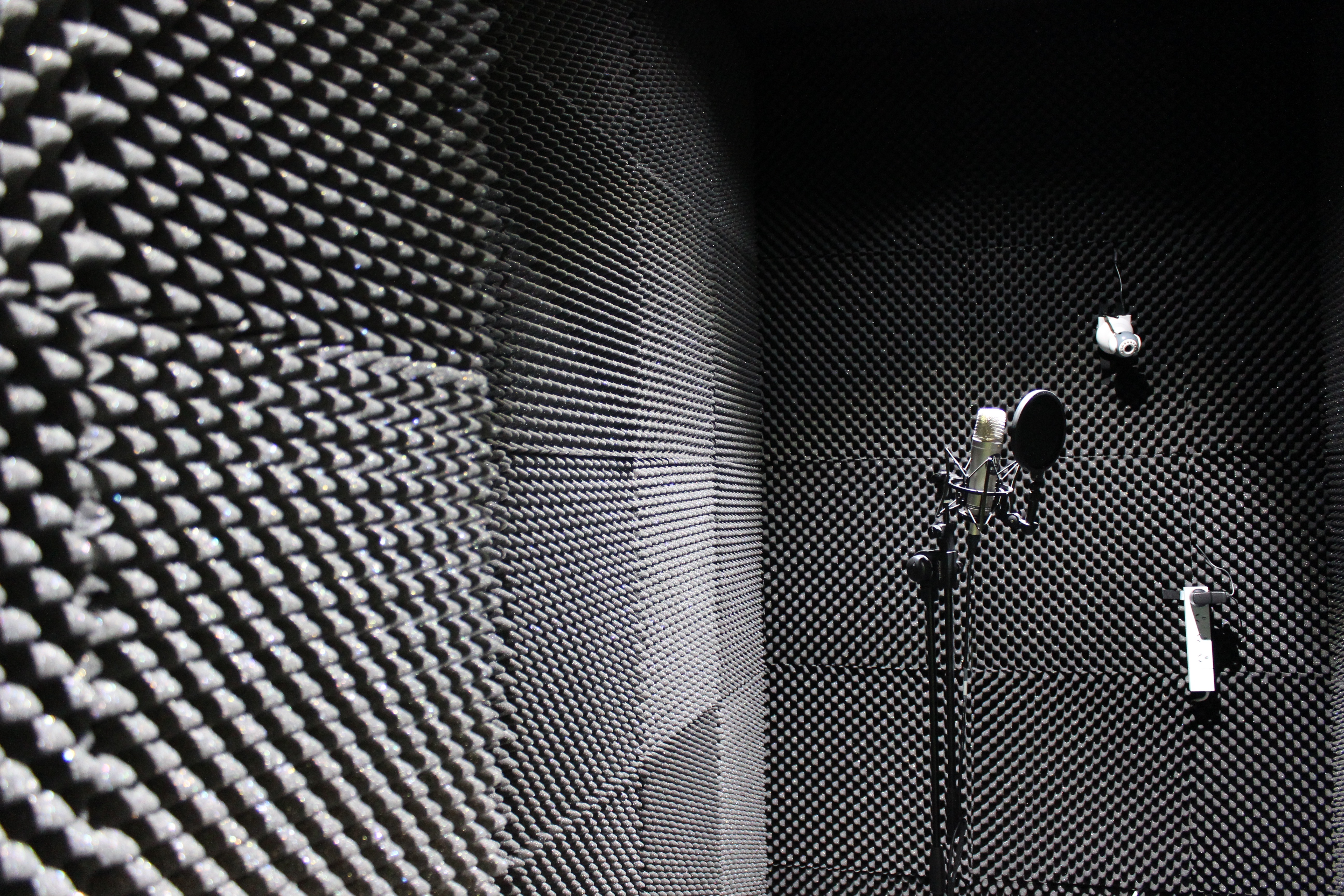 Voice-over Booth