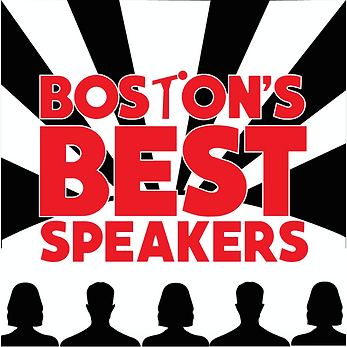 Boston's Best Speakers