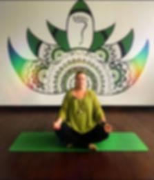 Gaer Ferrinson - Hatha Yoga & Meditation at Soul Feet Studios