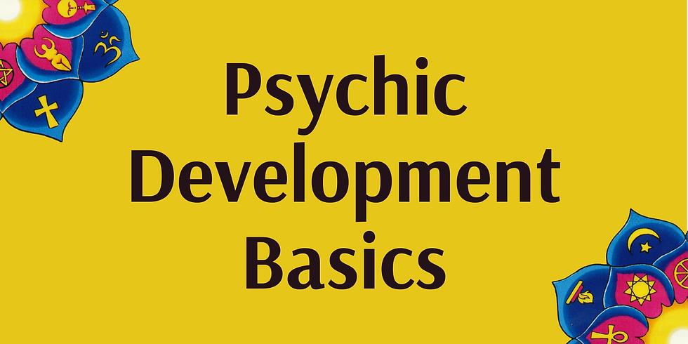 Psychic Development Basics