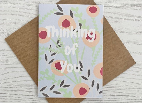 Greeting Card - Thinking of You