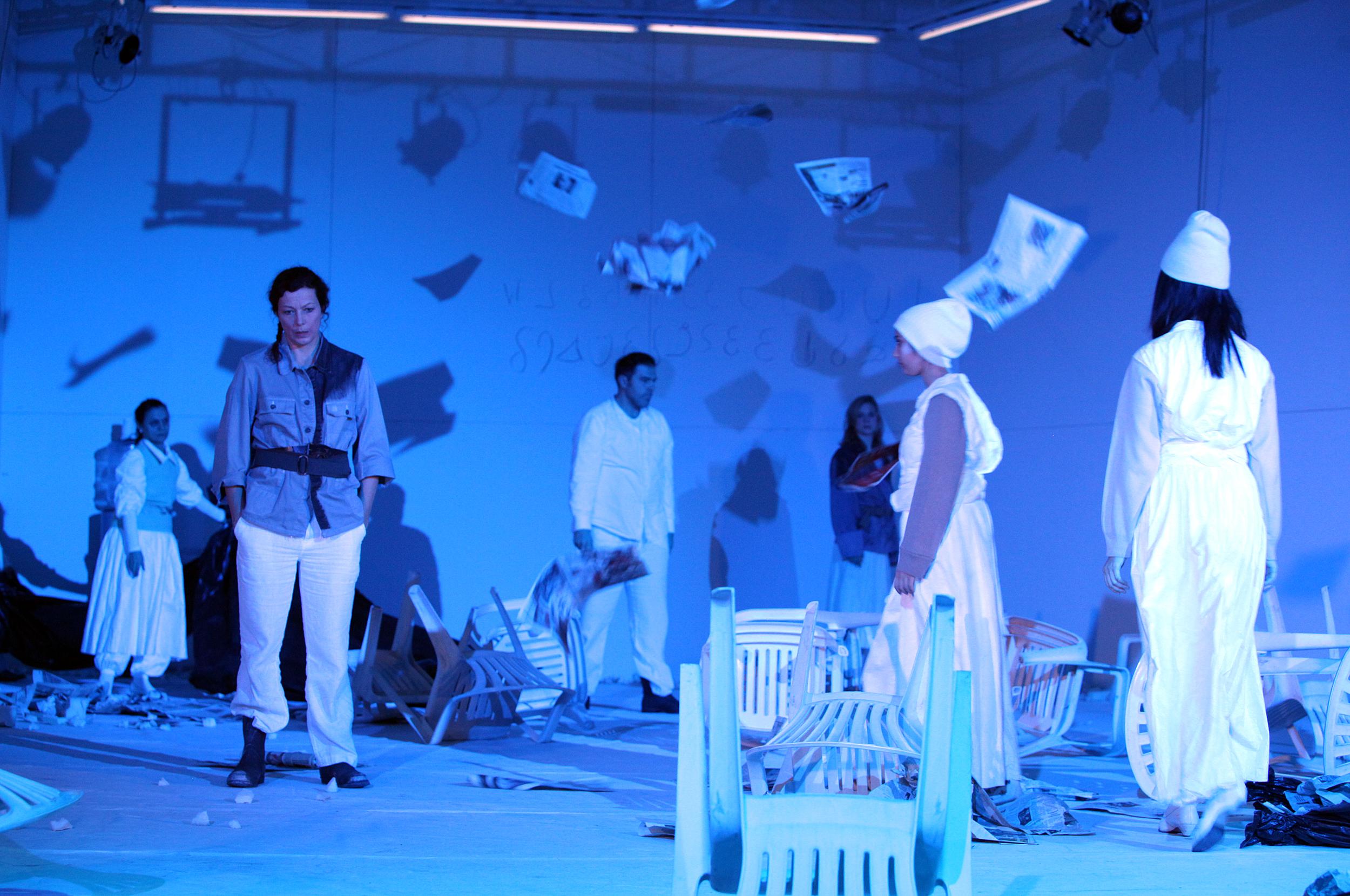 Verbrennungen_Theater Dortmund