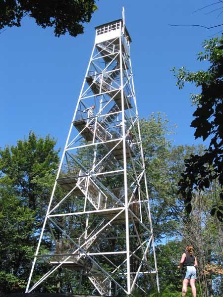 Kane Mt Firetower
