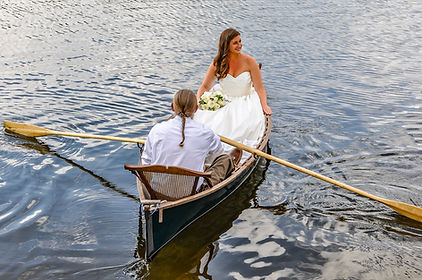 Wedding on the lake
