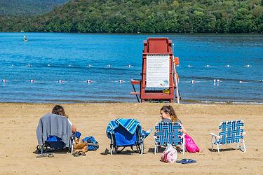 Pine Lake Beach