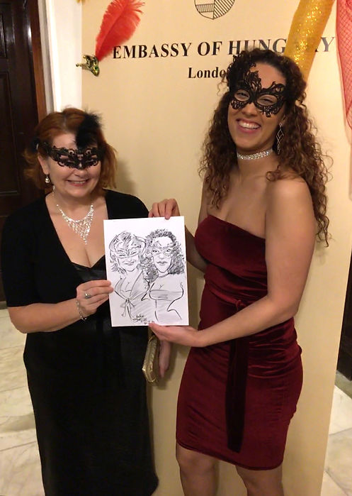 Masked Ball Entertainment in London