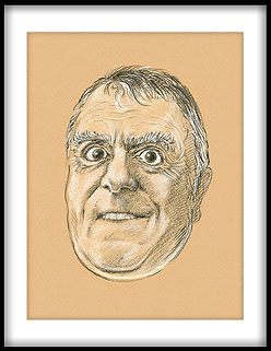 Portrait of Albert Roux