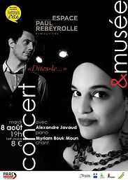 myriam bouk moun alexandre javaud concert