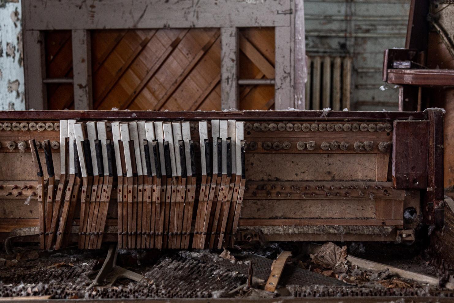 Magasin de pianos
