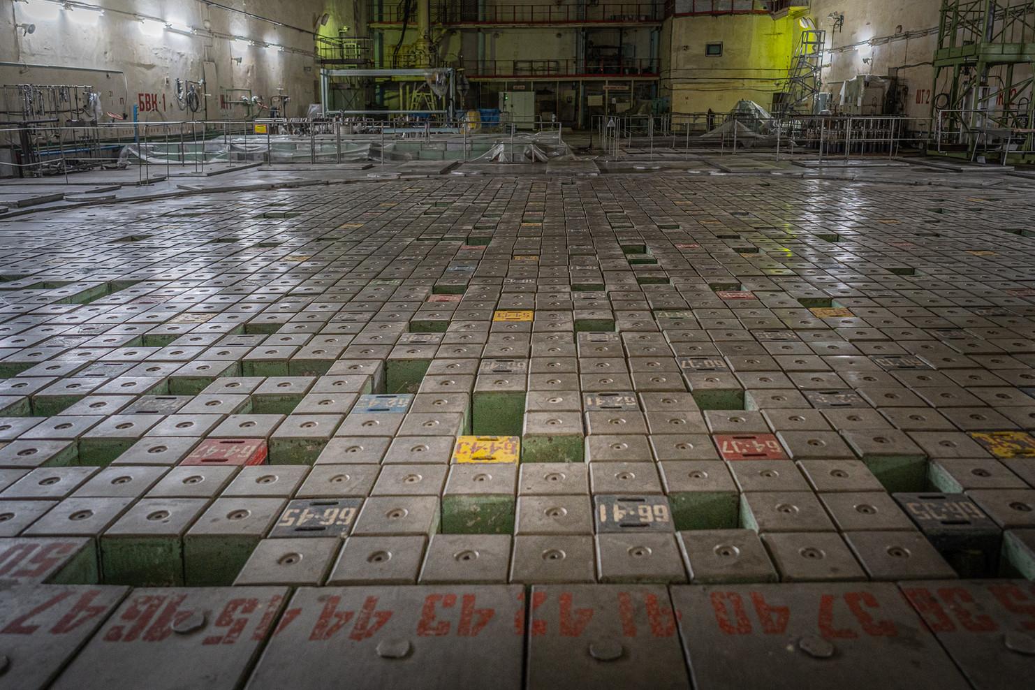Réacteur numéro 3