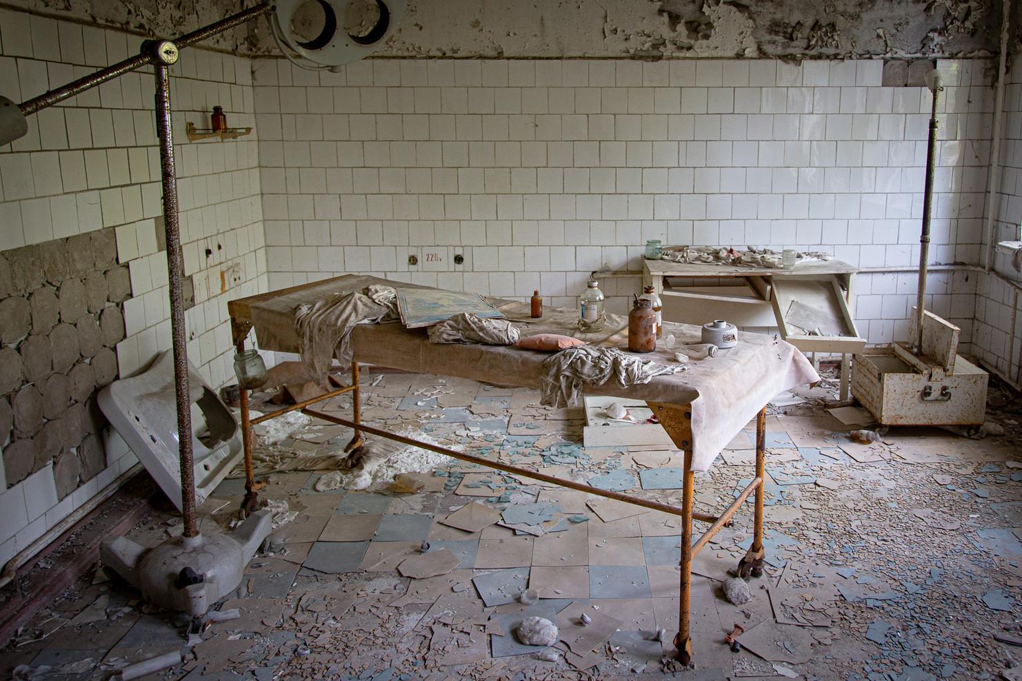 Salle d'opération, hôpital