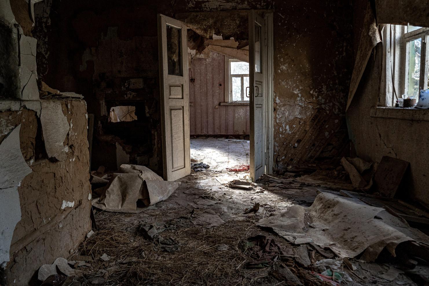 Maison dans le village de Mashevo