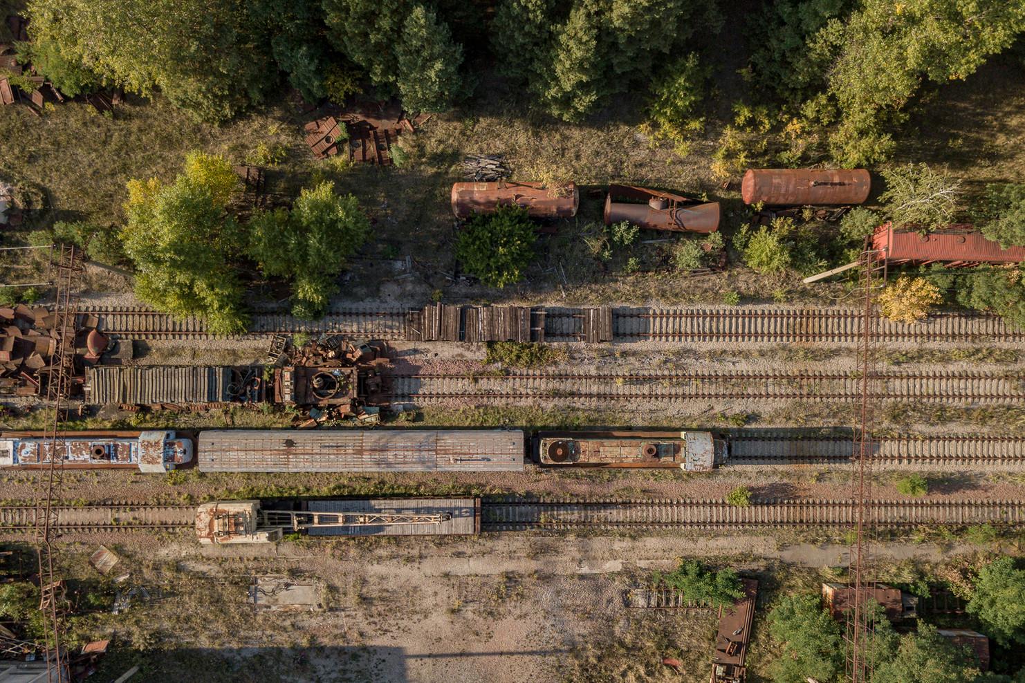 La gare de Yaniv