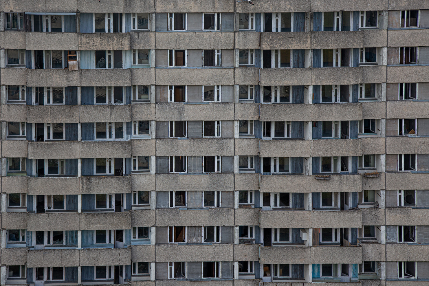 Immeuble d'habitations