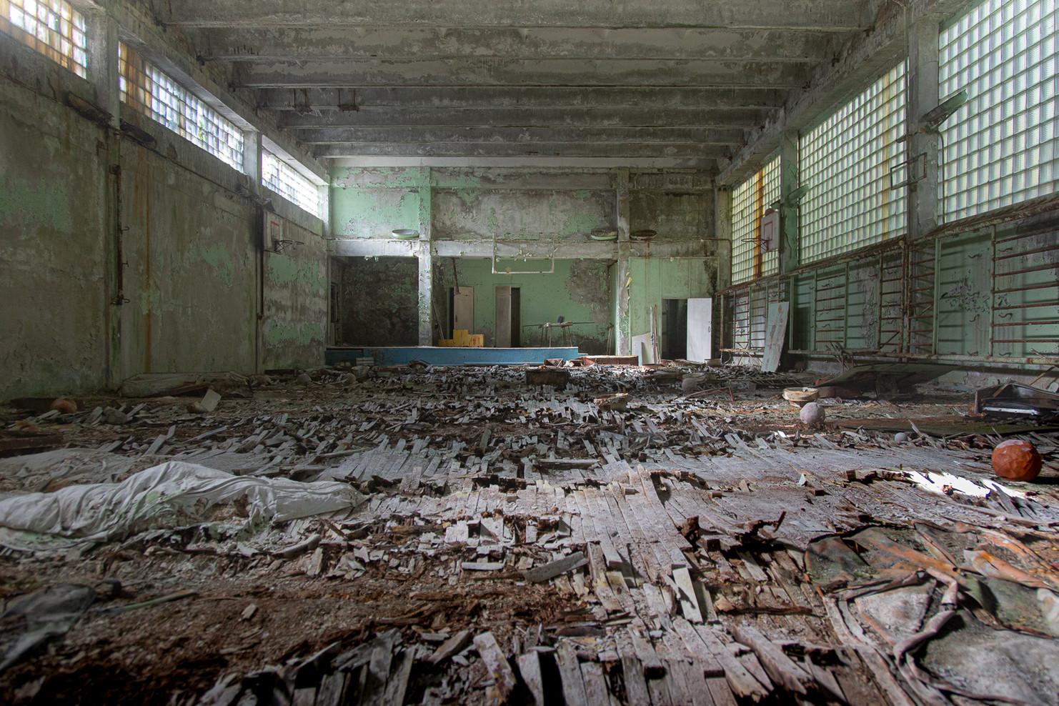 Gymnase, école primaire