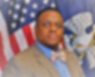 Assistant Chief Orlando Calhoun