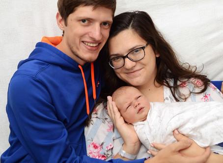 Maverick Vincent Kolesha - A Birth Story (Part 2)