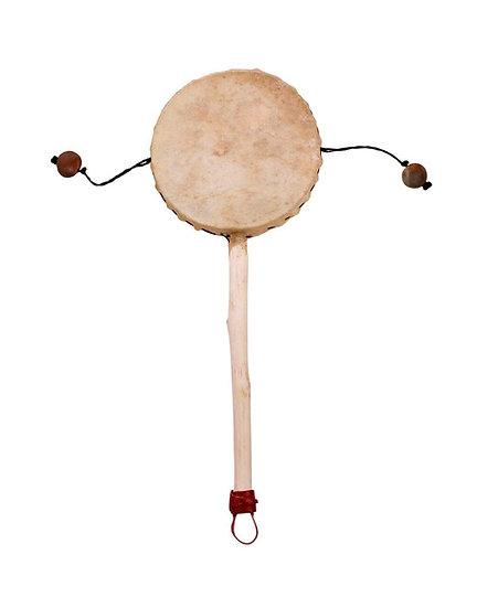 Klong Klong tambourin sur manche avec billes