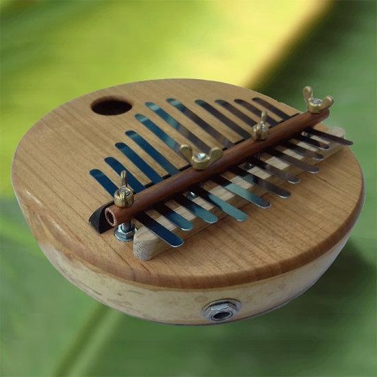 Kalimba électro-acoustique - petite
