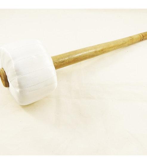 Mailloche de frappe coton L