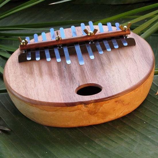 Kalimba plate - moyenne