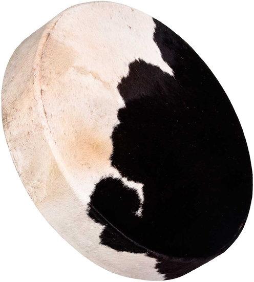 Tambour chamanique, peau non rasée,  Ø 40cm
