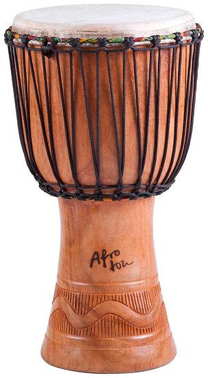 Djembe standard Afroton, Ø 25-26cm, H 50-52cm